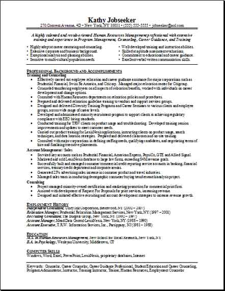 resume template : resume example : resume writing template