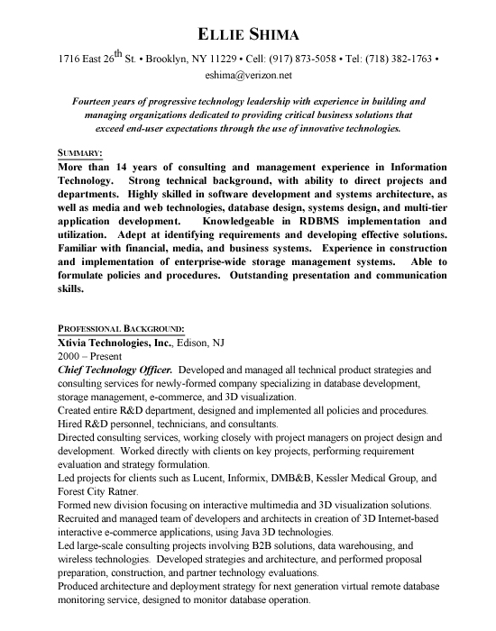 administration officer resume sle